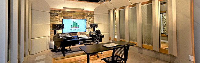 Custom Designed Studio: Emerald City
