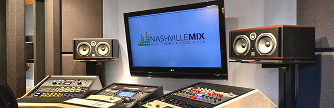 Custom Designed Studio: Nashville Mix