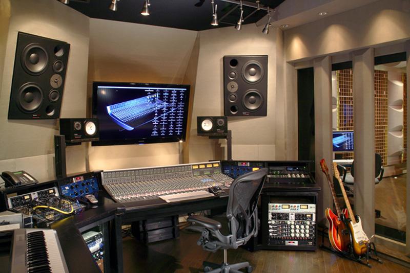 acoustic design for the home studio. Dark Acoustic Mythology