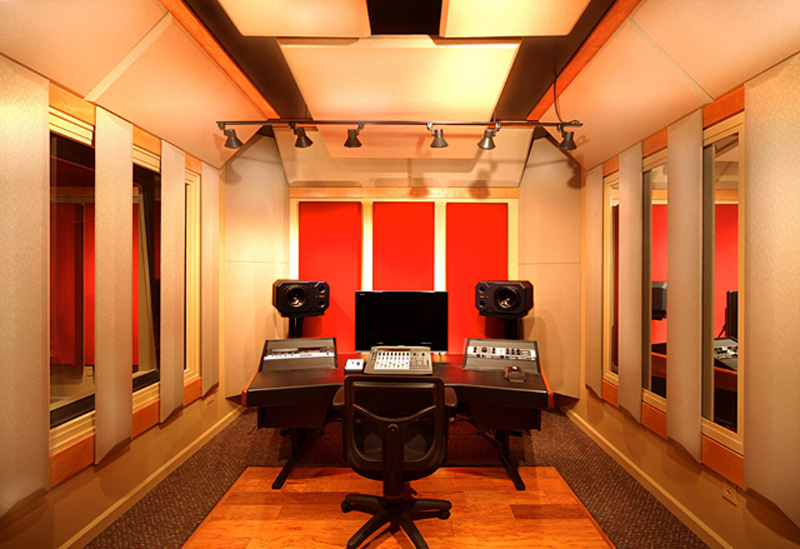 Custom designed studio beaird music group for Music studio design