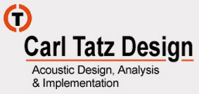 Carl Tatz Design: Acoustic Design, Analysis & Implementation