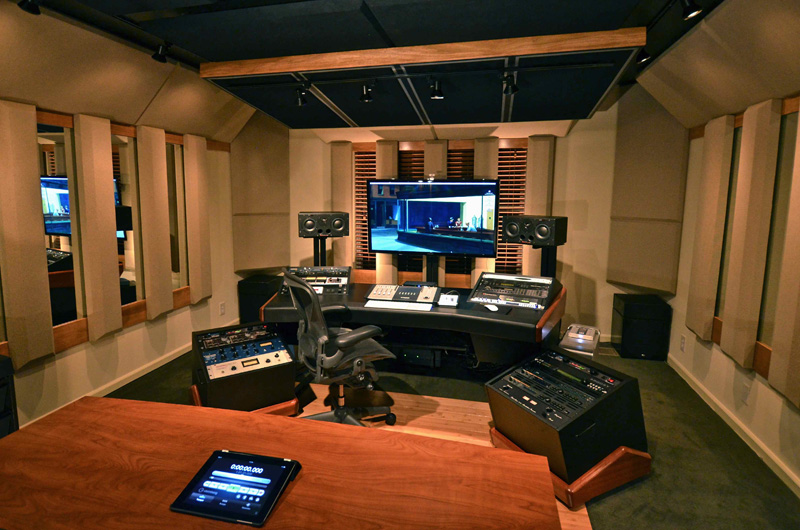 custom designed studio the dream room