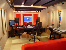 Custom Designed Studio: Fly By West Studio