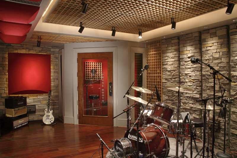 Sound Insulation For Walls Nashville Carl Tatz Design