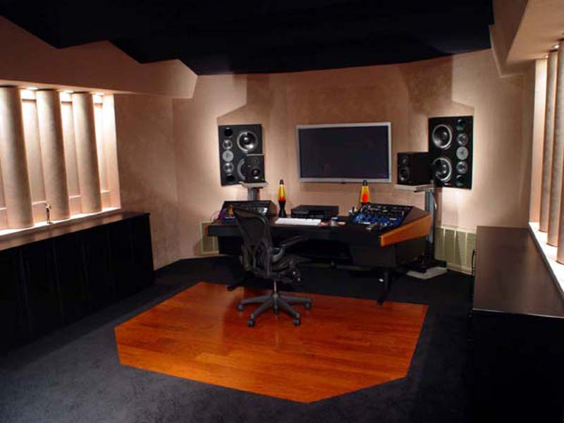 Custom designed studio high point manor - Design from kb homes design studios ...