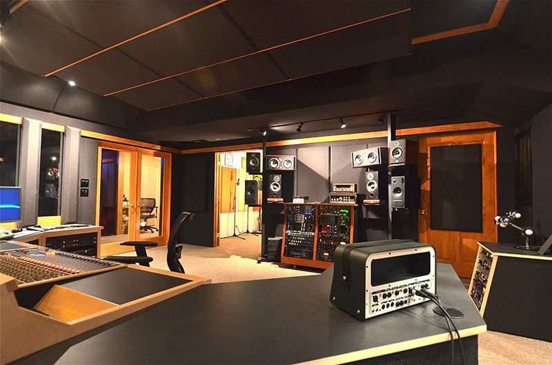nashville recording studio design plans  carl tatz design