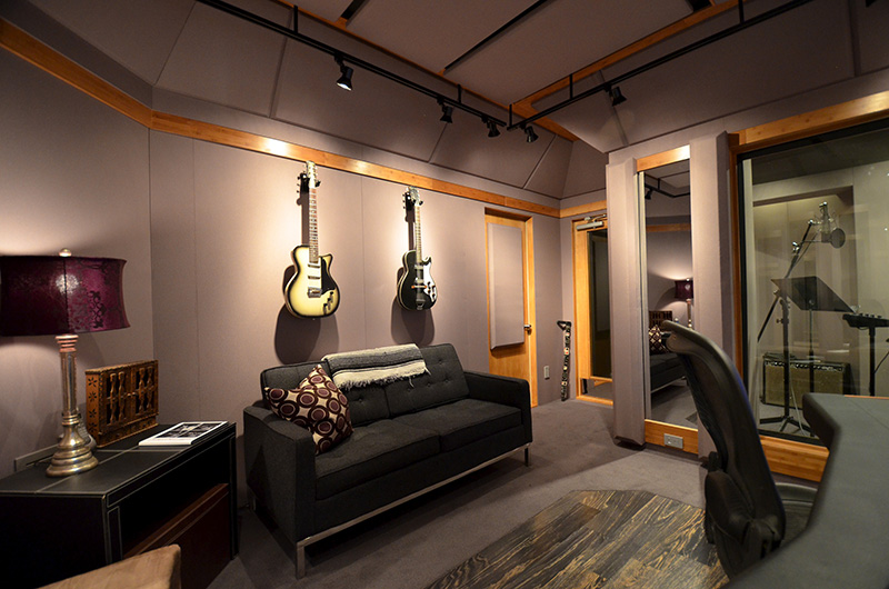 Nashville Recording Studio Design Plans by Carl Tatz Design