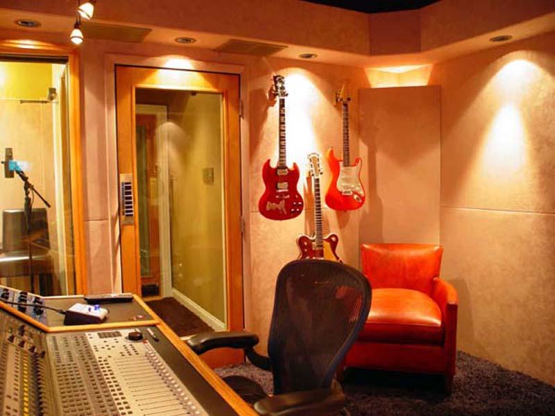 Noise Reduction Panels In Nashville By Carl Tatz Design