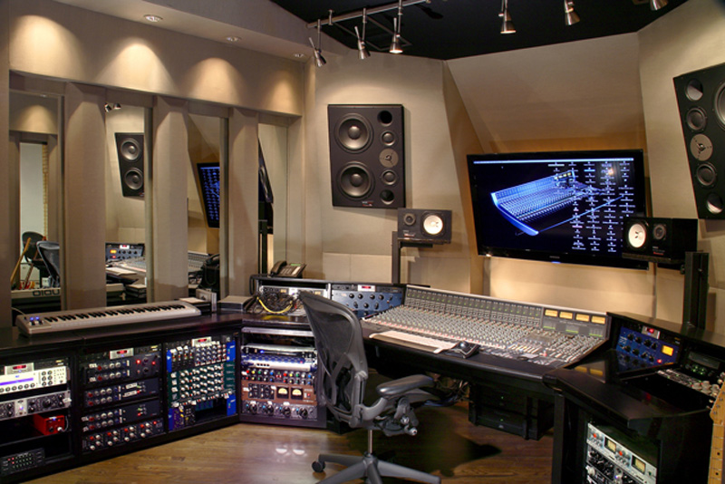 custom designed studio the panic room ii