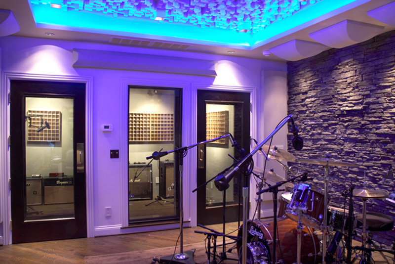 Soundproof Foam In Nashville By Carl Tatz Design