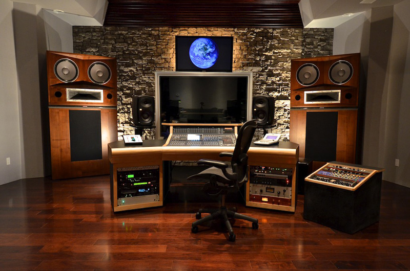 Custom Designed Studio The Grotto