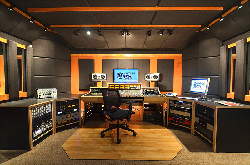 Custom Designed Studio Beaird Music Group