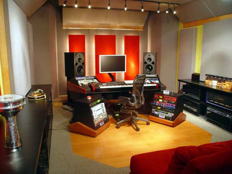 Custom Designed Studio Willsoundz