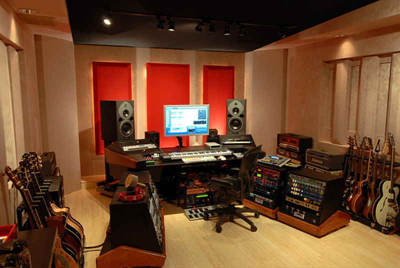 custom designed studio willisoundz ii